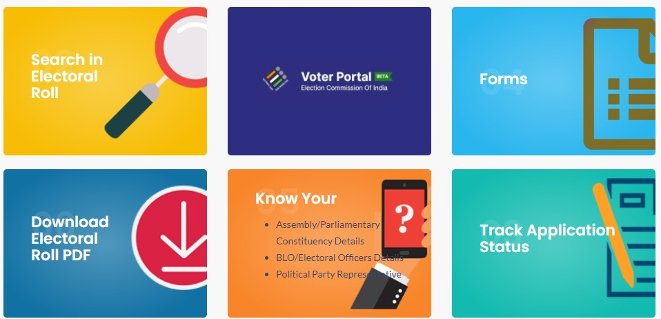 Voter ID Card Download With Photo by Name Search on Mobile